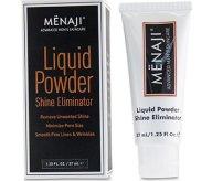 Menaji Liquid Powder Shine Eliminator 37ml/1.25oz