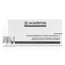 Academie Specific Treatments 2 Ampoules Collagene Marin (Light Yellow) - Salon Product 10x3ml/0.1oz