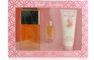 White Shoulders White Shoulders Coffret: Eau De Cologne Spray 133ml/4.5oz + Perfumed Body Lotion 100ml/3.3oz + Parfum 7.5ml/0.25oz 3pcs
