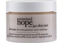 Philosophy Renewed Hope In A Jar Skin Tint Whipped Water Gel SPF 20 - # 4.5 Nude (Exp. Date: 12/2019) 30ml/1oz