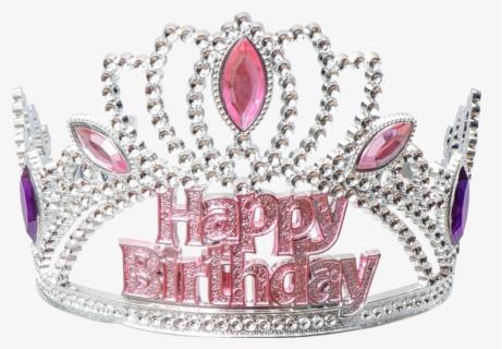 transparent background birthday crown