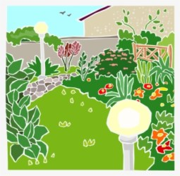 House Garden Home Clip Art Free Transparent Clipart ClipartKey