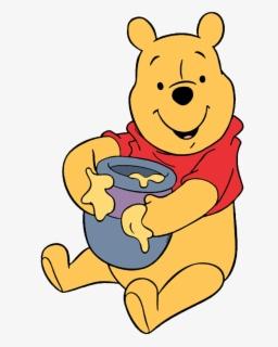 Winnie The Pooh Clipart Free : winnie, clipart, Winnie, Background, ClipartKey