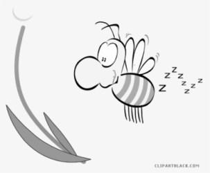 bee clipart clip buzzing clipartkey 12kb