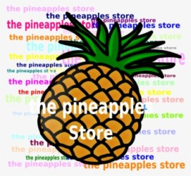 Cartoon Pineapple Png Pineapple Outline Clipart Free Transparent Clipart ClipartKey