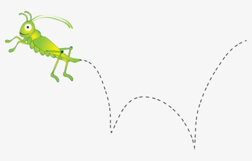 Black And White Grasshopper Png , Free Transparent Clipart