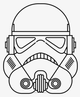 Storm Trooper Svg : storm, trooper, Stormtrooperhelmeticon, Storm, Trooper, Transparent, Clipart, ClipartKey