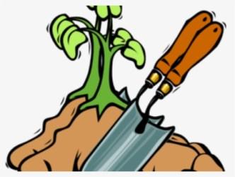 Gardening Garden Tool Cartoon Cartoon Gardening Tools Free Transparent Clipart ClipartKey