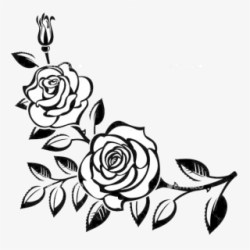 roses rose clipart clipartkey clip flower 55kb