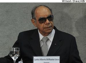 Carlos Alberto Brilhante Ustra - 14/1/2014 [Wilson Dias/ABr]