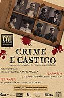 Crime e castigo - Fiódor Dostoiévski [Divulgação]