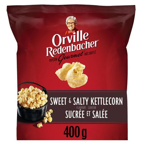 orville redenbacher s ready to eat popcorn sweet and salty orville redenbacher 400 g delivery cornershop by uber canada