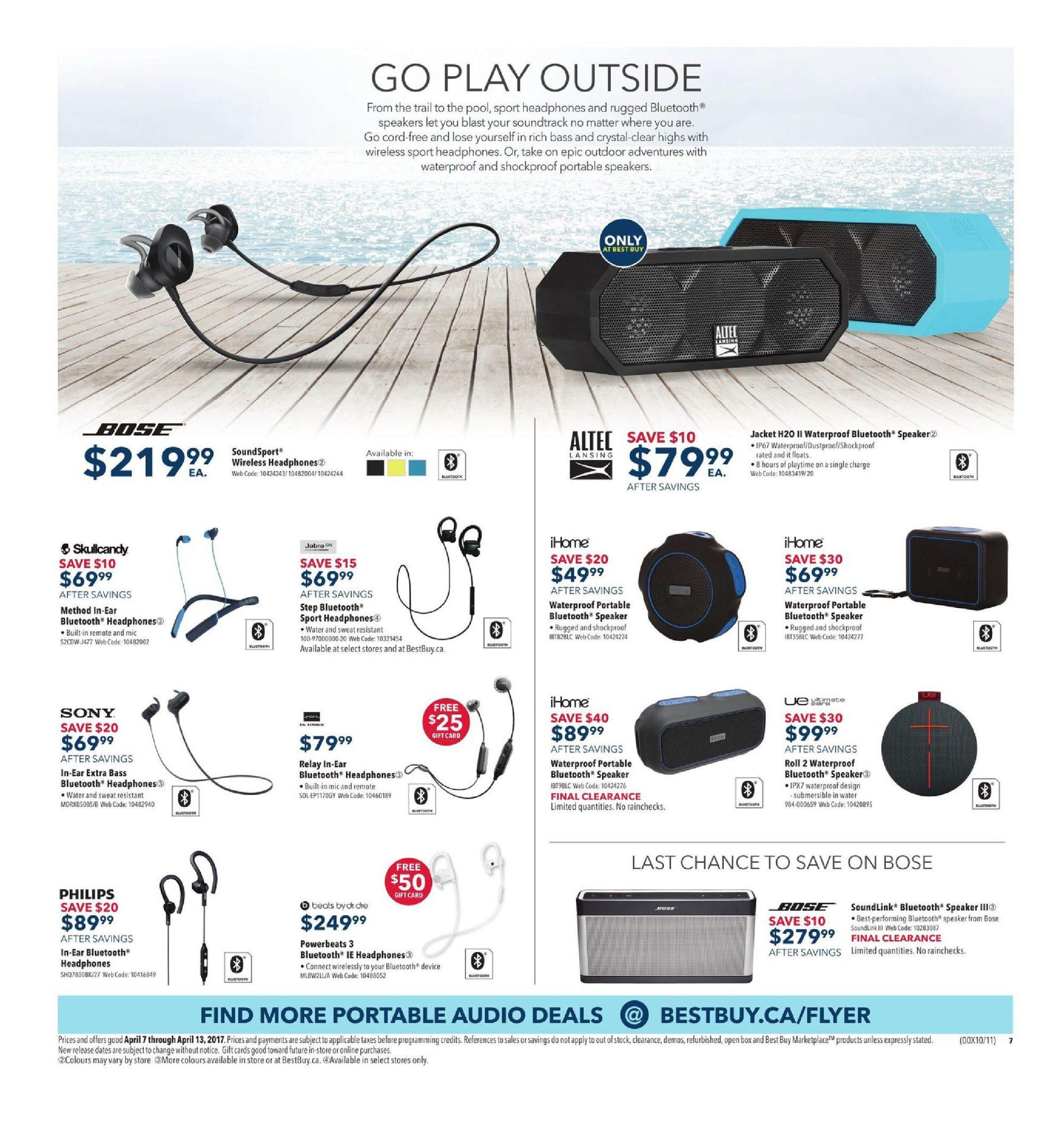 hight resolution of best buy weekly flyer weekly score epic deals apr 7 13 redflagdeals com