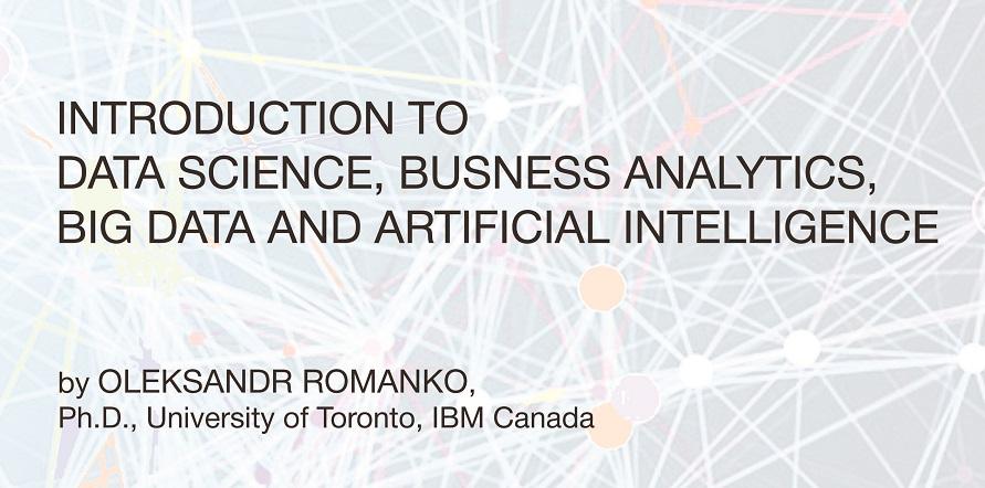 """Безкоштовний курс """"Introduction to Data Science, Business"""