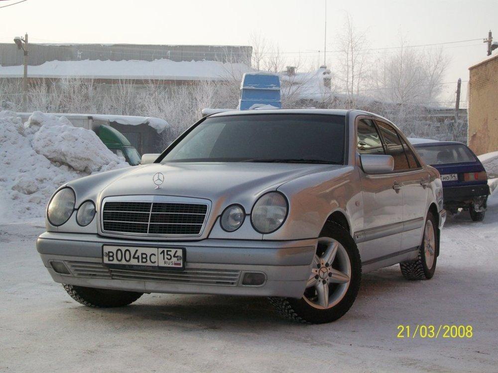 medium resolution of mercedes benz e class 1997
