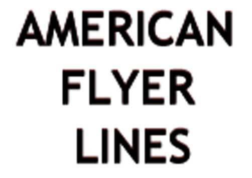 AMERICAN FLYER LINES for American Flyer ACCESSORIES/CARS S