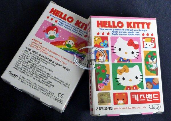 Sanrio Kitty Band-aid Aid Bandage Health Kids