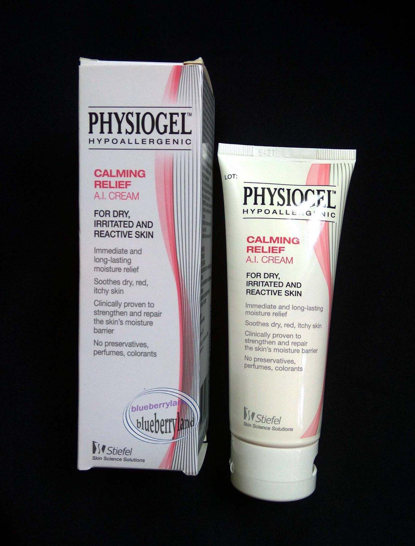 Stiefel Physiogel Hypoallergenic Calming Relief AI A.I. Cream 100ml 2.5oz