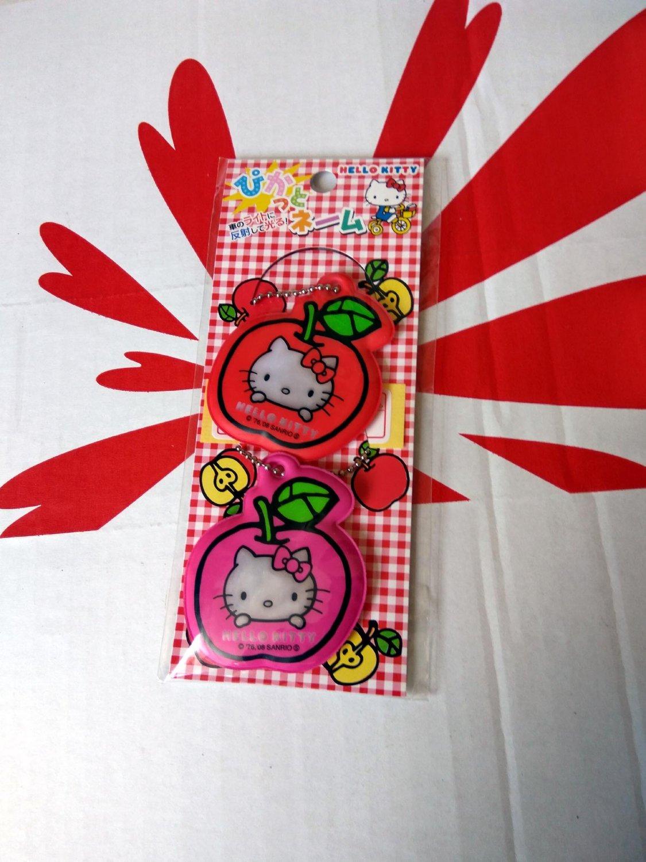 Sanrio Hello Kitty Back To School Name Tag School Bag Charm Tags