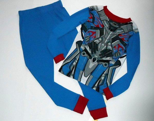 Transformers Optimus Prime Boy' Size 10 Costume Pajama Set