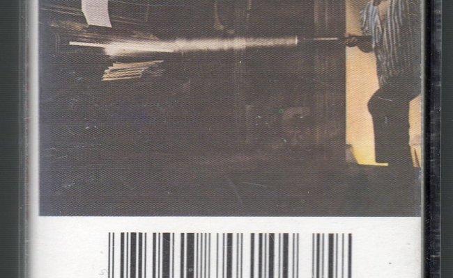Billy Joel Songs In The Attic Cassette Tape
