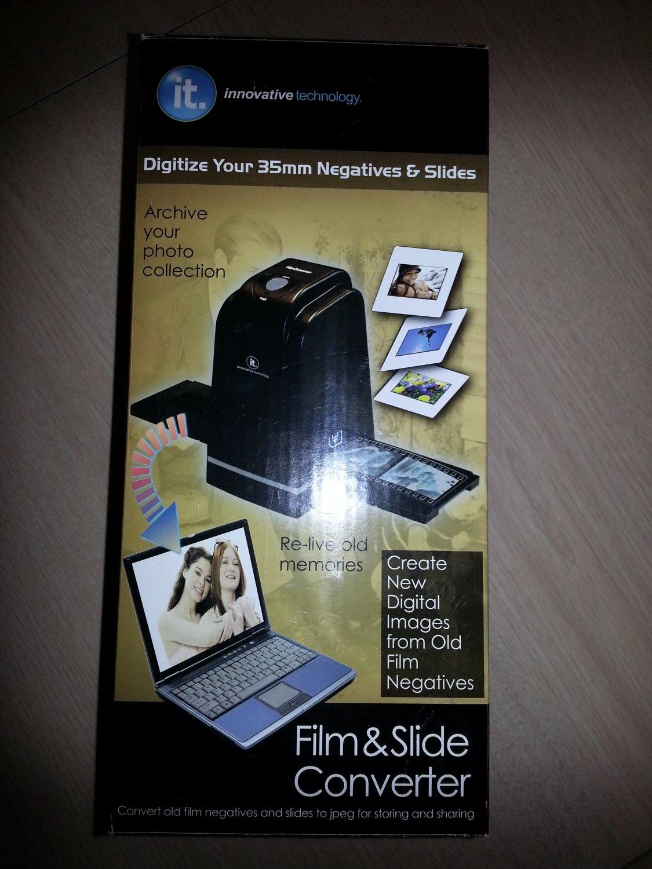 Converter Negatives Slides 35mm And Image Digital