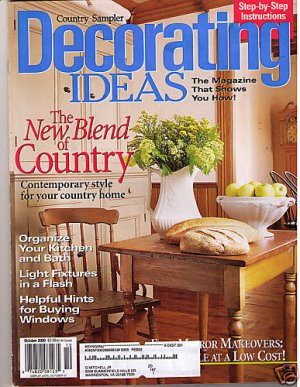 country sampler decorating ideas magazine  Video Search Engine at Searchcom