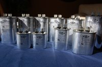 Lot:10-in-a-set Capacitors 5 to 50 uFD Compressor Furnace ...