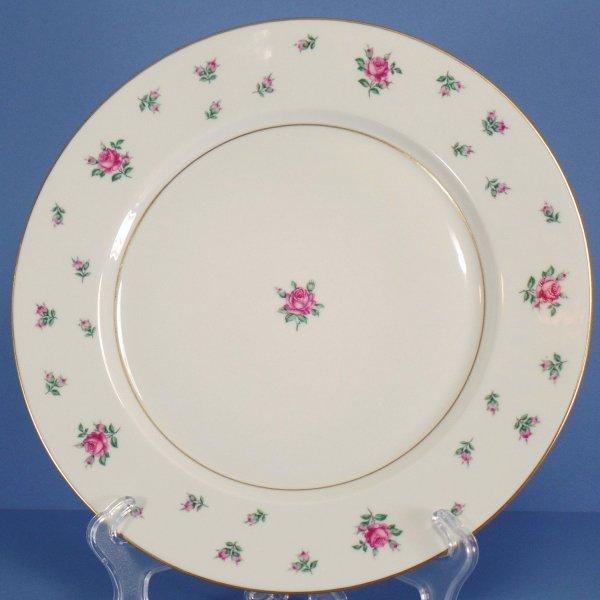 Royal Jackson Rambler Rose Dinner Plate