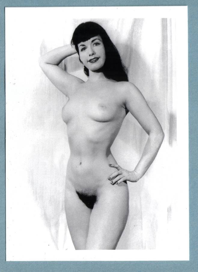 Betty bettie page bush apologise, but