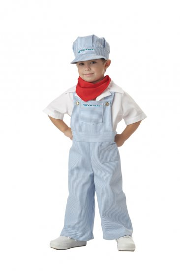 Amtrak Train Engineer Costume