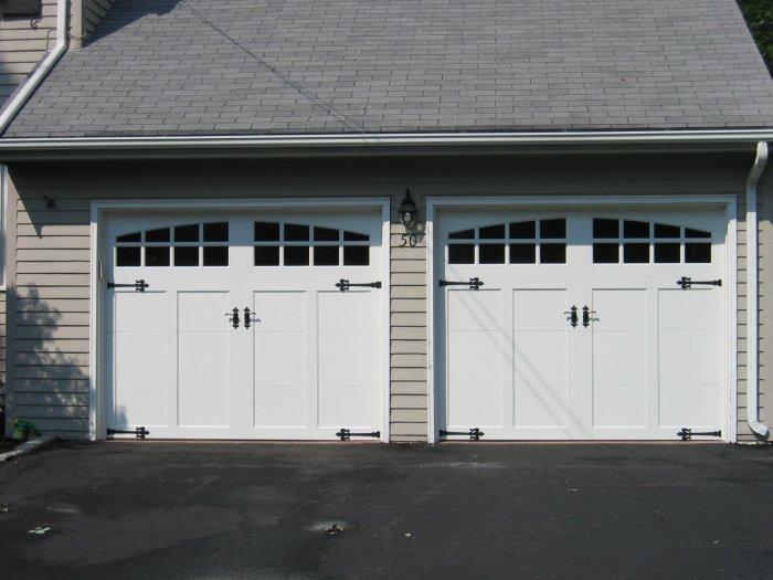 Clopay Coachman Collection garage doors