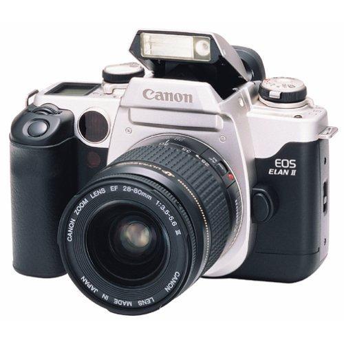 canon eos elan ii 35mm slr camera w ef 28