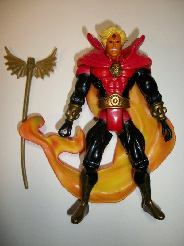 Marvel Comics 1996 Adam Warlock Action Figure