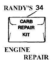 repair kit carb carburetor POULAN 4000 3800 3700 3400