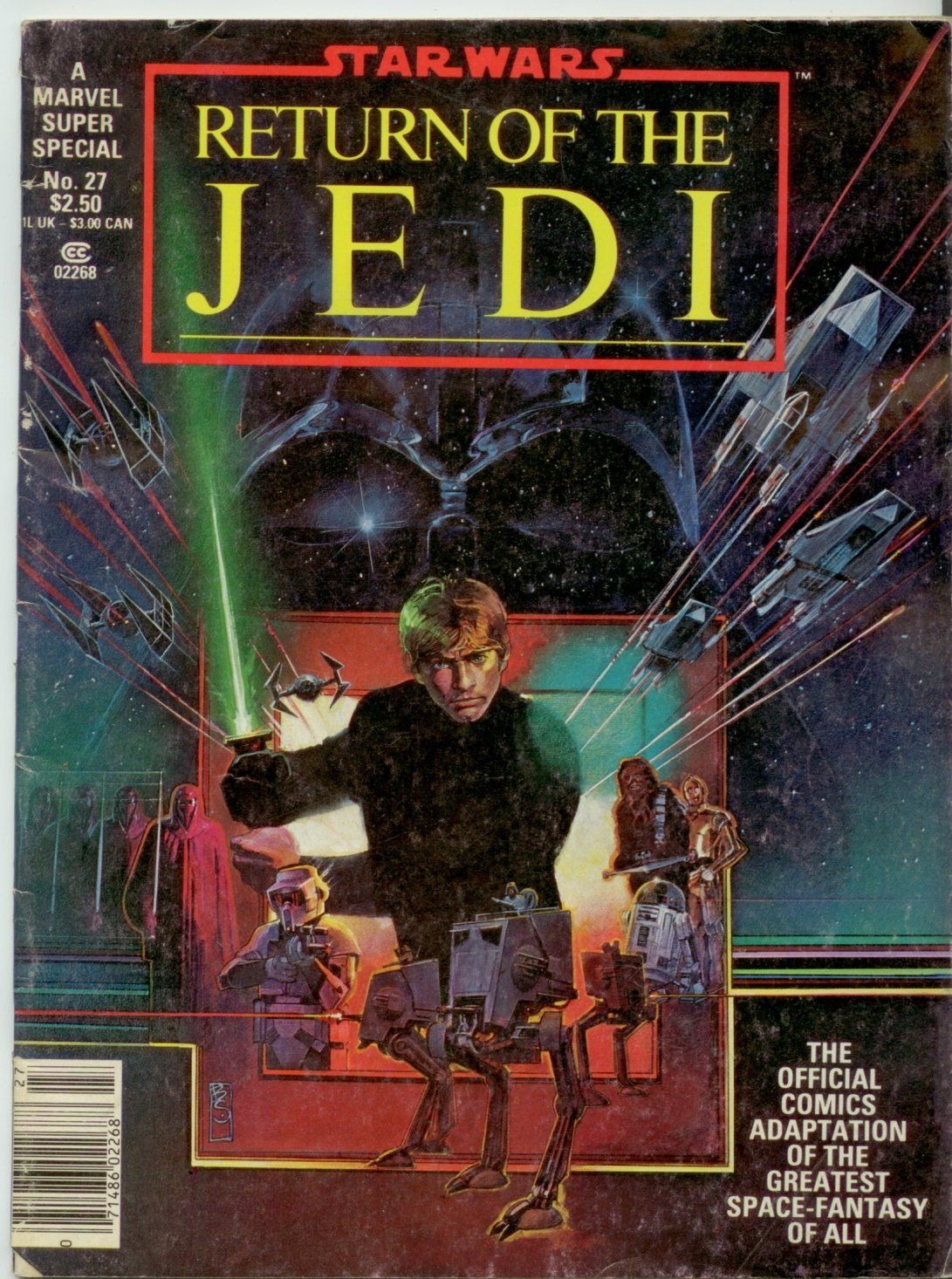 Order Jedi Wars Star P 1980 New