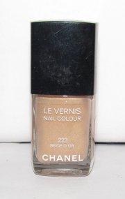 chanel - beige ' 223 nail polish