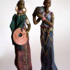 Beach Themed Kitchen Decor Wilsonart Cabinets African Lady Figurines