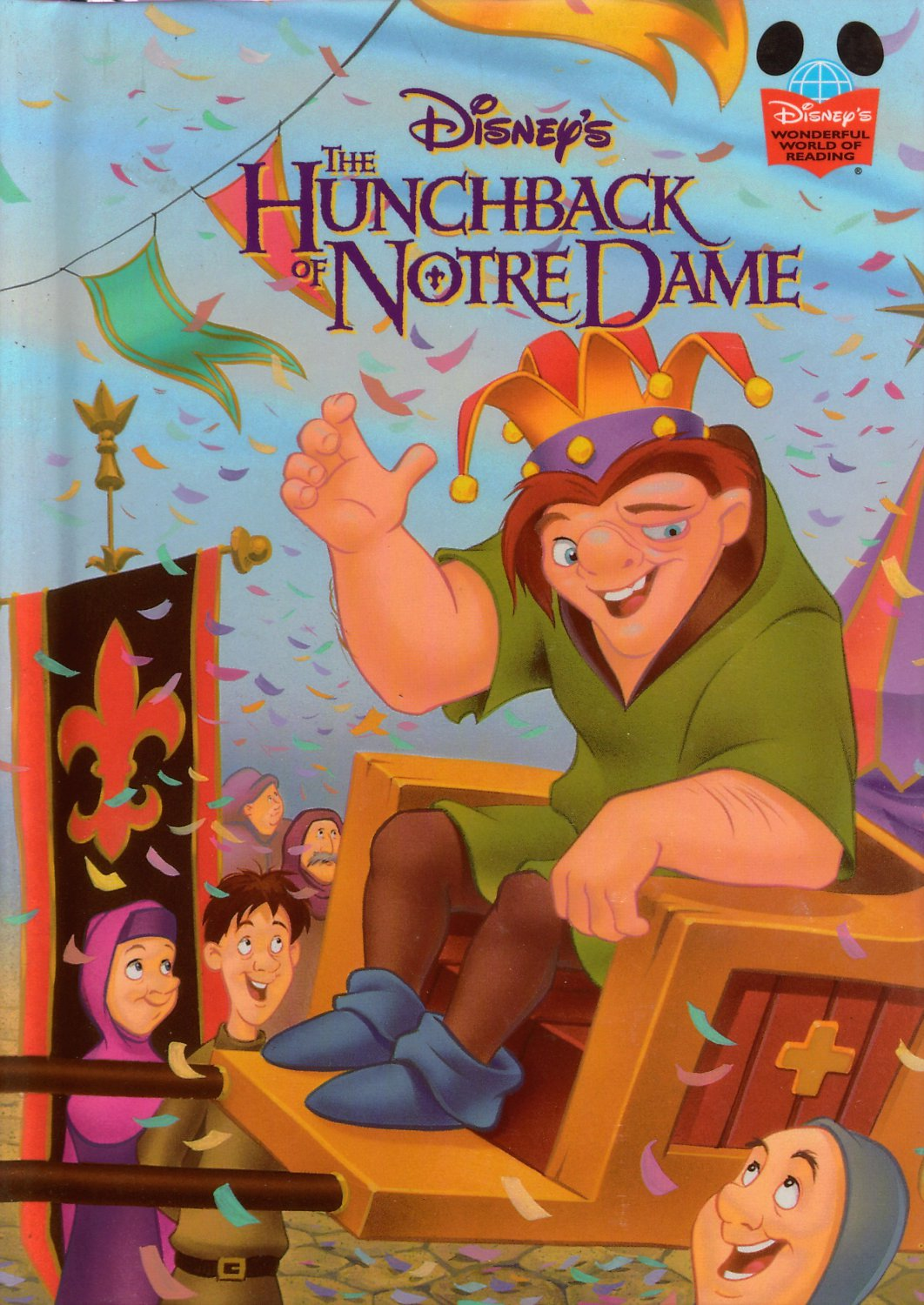 The Hunchback Of Notre Dame Disney S Wonderful World Of