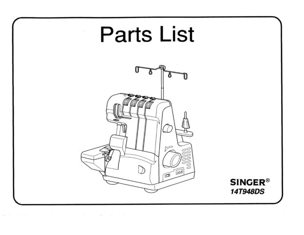 Sewing Machine Exploded Diagram, Sewing, Free Engine Image