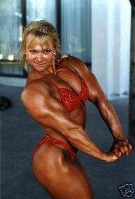 Female Bodybuilder Tami Wooden WPW352 DVD or VHS