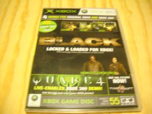 Official Xbox Magazine Demo Disc 55 March 2006