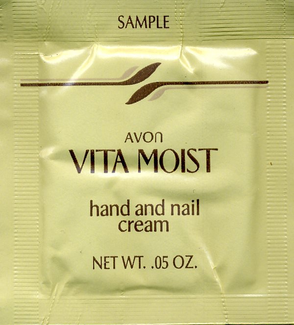 Avon Vita Moist Face Cream