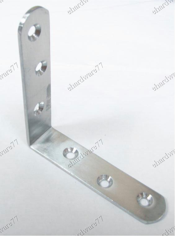 stainless steel chair legs modern round swivel 90 degree angle brackets corner braces 3-1/2