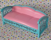 Sold Awaiting Feedback Vintage Barbie Patio Couch