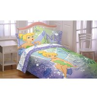 Disney Tinkerbell Twin Comforter Set