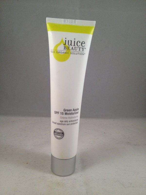 Juice Beauty Green Apple Spf 15 Moisturizer Certified