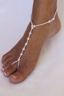 Barefoot Sandals Foot Jewelry