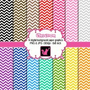 cute lovely chevron zig zag clipart