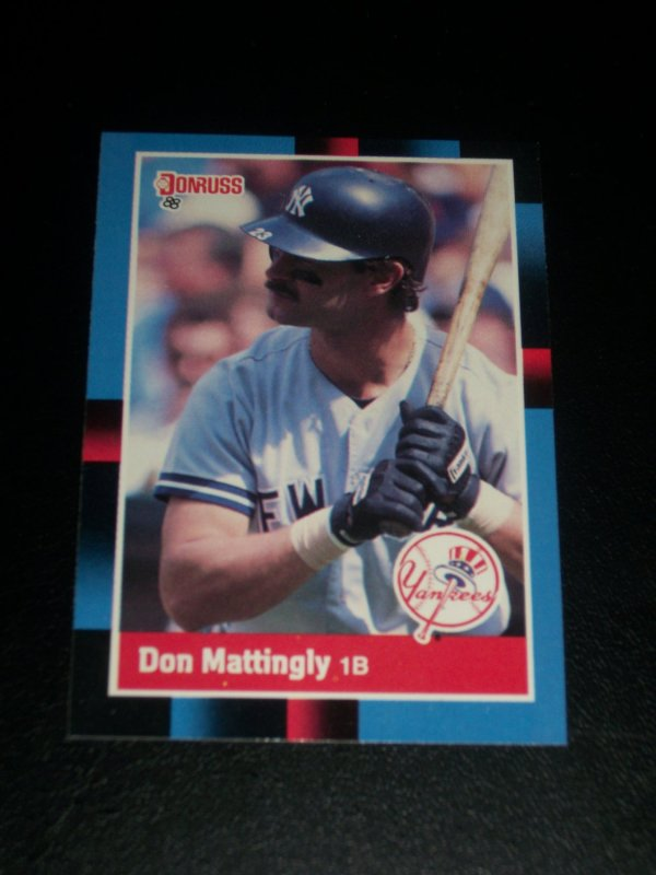 Don Mattingly Rookie Card Value